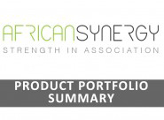 AFRICAN SYNERGY PRODUCT PORTFOLIO 63663 185x136