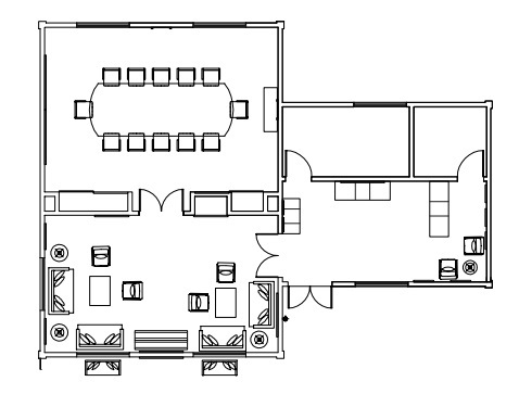 le prince maurice conference floor plan